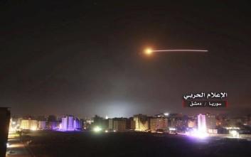 Πυραυλική επίθεση κατά δυνάμεων του συριακού στρατού καταγγέλλει η Δαμασκός