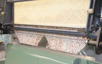 Κέρδη πάνω από 100 εκατ. ευρώ από το παράνομο εργοστάσιο τσιγάρων στο Κορωπί