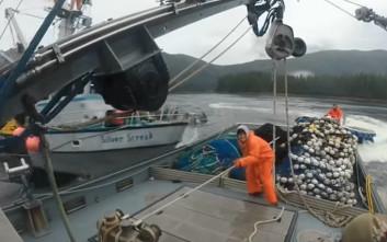 Αλιευτικά σε... μίνι ναυμαχία