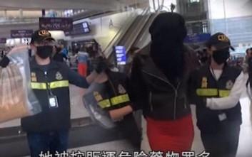 Το μοντέλο που συνελήφθη για ναρκωτικά στο Χονγκ Κονγκ θα διωχθεί και στην Ελλάδα