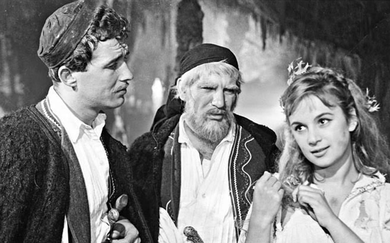 Ο Έλληνας ηθοποιός που έκανε διεθνή καριέρα χωρίς να ξέρει αγγλικά