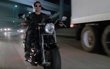 Βγαίνει σε δημοπρασία η Harley Davidson του «Εξολοθρευτή»