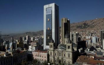 Το νέο προεδρικό μέγαρο του 'Εβο Μοράλες προκαλεί