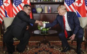 Δυόμιση μέρες θα ταξιδεύει ο Κιμ Γιονγκ Ουν για τη Σύνοδο Κορυφής στο Βιετνάμ