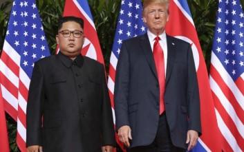 Κυρώσεις σε τρεις αξιωματούχους της Β. Κορέας από τις ΗΠΑ