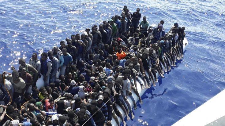 Τραγωδία στη Μεσόγειο με 100 νεκρούς σε ναυάγιο