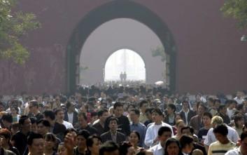 Κλειστή για ένα χρόνο η είσοδος της Απαγορευμένης Πόλης στην Τιεν Αν Μεν