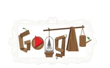 Οι νάνοι των κήπων στο doodle της Google