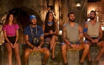 Αποχώρηση από το Survivor 2 με αλλαγές για τη Ροδάνθη και τον Πάνο