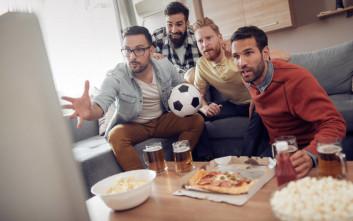 Πίτσα, (Παγκόσμια) μπάλα, μπίρα