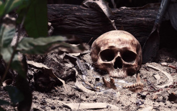Ανθρώπινα οστά εντοπίστηκαν στη Λίμνη Πηνειού Ηλείας