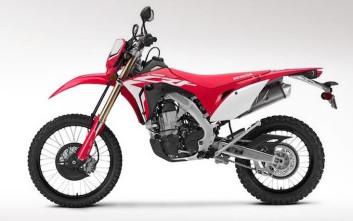 Η Honda επεκτείνει τη σειρά των CRF για το 2019