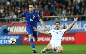 Για χάος στις τάξεις της εθνικής τους κάνουν λόγο οι Κροάτες