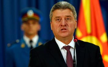 Αλληλοκατηγορίες για παραβίαση του Συντάγματος στα Σκόπια