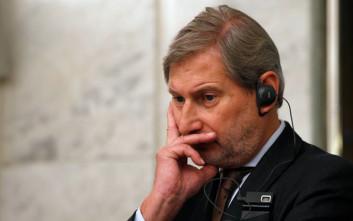 Χαν: Ο Ζάεφ έχτισε σχέση εμπιστοσύνης με την ελληνική κυβέρνηση