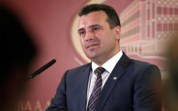 Ζάεφ: Η Ελλάδα αναγνωρίζει ότι έχουμε έναν «μακεδονικό» λαό, μια «μακεδονική» γλώσσα