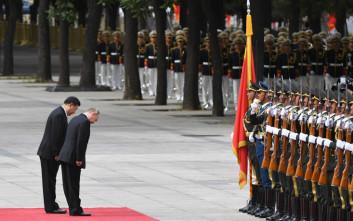 Αντιδράσεις από Ρωσία και Κίνα στις νέες αμερικανικές κυρώσεις