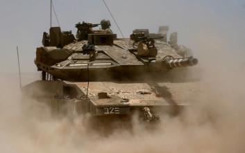 Τρεις νεκροί και πάνω από 380 τραυματίες στη Γάζα