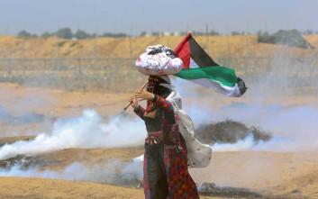 «Οι Παλαιστίνιοι θα έπρεπε να σκεφτούν ως λύση τη συνθηκολόγηση»