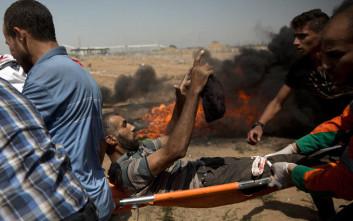 Πέντε Παλαιστίνιοι σκοτώθηκαν σε συγκρούσεις με τον ισραηλινό στρατό
