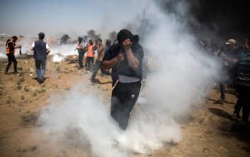 Ένας Παλαιστίνιος υπέκυψε στα τραύματά του από ισραηλινά πυρά