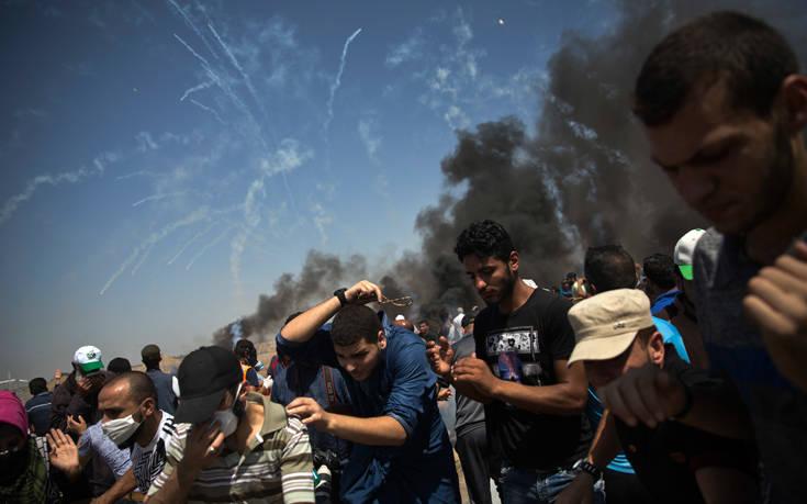 Οι 4 προτάσεις του ΟΗΕ για τους Παλαιστίνιους στα Κατεχόμενα