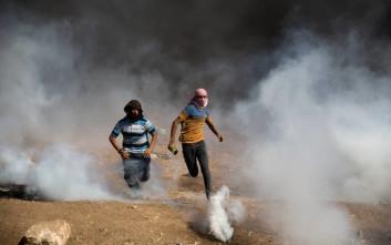 Άλλος ένας Παλαιστίνιος διαδηλωτής έχασε τη ζωή του