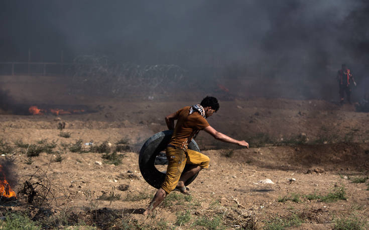 Νέα αιματοχυσία σε Ιερουσαλήμ και Γάζα