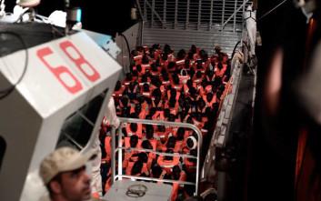 Βρέθηκε λύση για το πλοίο με τους μετανάστες, το δέχθηκε η Ισπανία