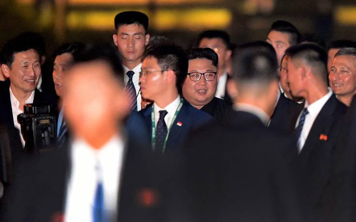 Ξεκίνησε το ταξίδι για Ρωσία ο Κιμ Γιονγκ Ουν
