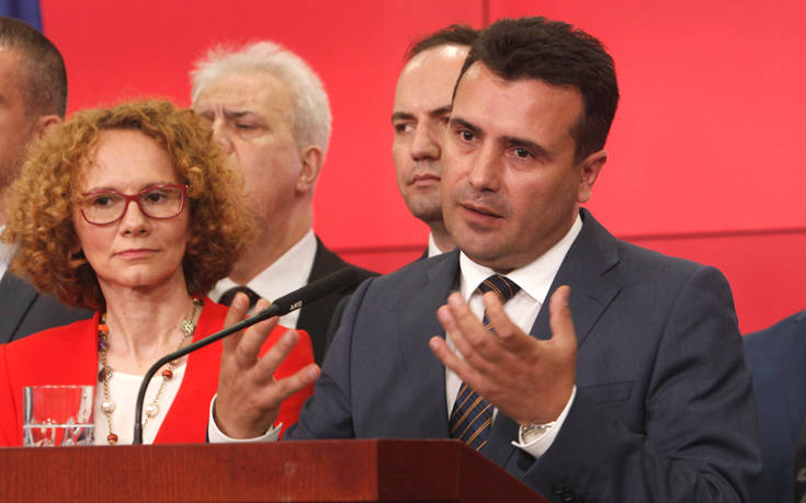 Ζάεφ: Αν αποτύχει το δημοψήφισμα για τη συμφωνία θα παραιτηθώ