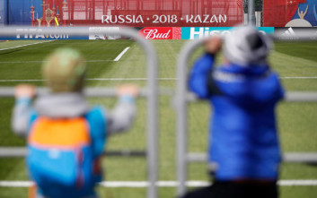 Πάνω από 1,3 δισ. ευρώ ξόδεψαν οι ξένοι φίλαθλοι στη Ρωσία