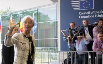 Λαγκάρντ για τη συμφωνία στη Σύνοδο Κορυφής: Η Ευρωπαϊκή Ένωση συνασπίζεται και προχωρά