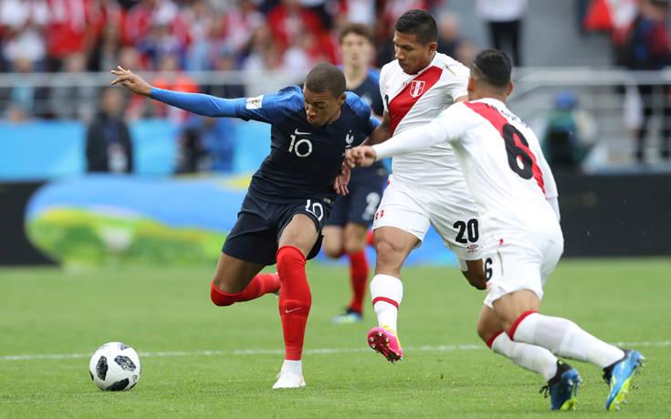 Εμπαπέ και πρόκριση για Γαλλία