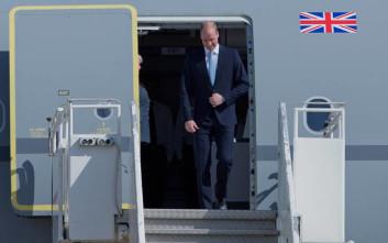 Ιστορική περιοδεία του πρίγκιπα Ουίλιαμ στη Μέση Ανατολή