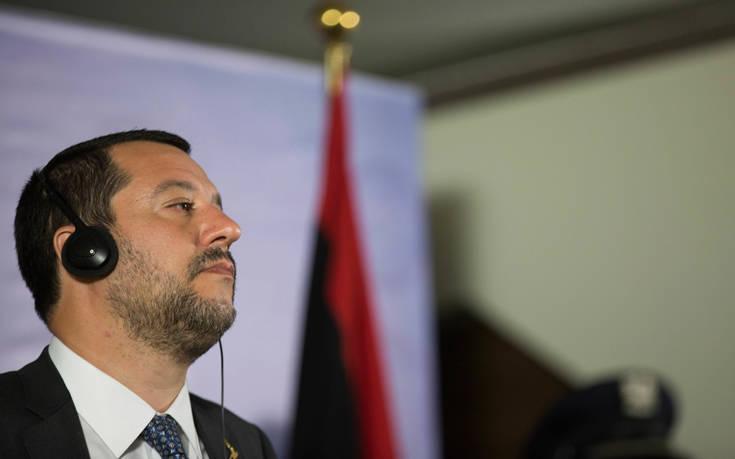 Σαλβίνι: Δεν έχω υπογράψει τη συμφωνία με τη Γερμανία, περιμένω διευκρινίσεις