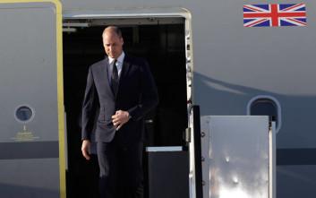 «Γαλαζοαίματη σταυροφορία» για την κλιματική αλλαγή ξεκίνησε ο πρίγκιπας Ουίλιαμ