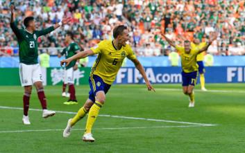 Κέρδισε η Σουηδία, πέρασαν και οι δύο