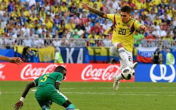 Κολομβία στους «16»