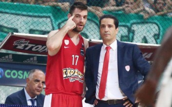 Τελειώνει ο Σφαιρόπουλος από Ολυμπιακό, από το εξωτερικό ο αντικαταστάτης του