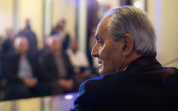 Συλλυπητήρια του ΣΥΡΙΖΑ για το θάνατο του Κώστα Πολίτη