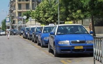 Χωρίς ταξί και η Θεσσαλονίκη