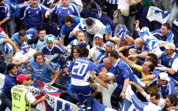 Όταν η Ελλάδα έδειξε ότι δεν πήγε στο Euro 2004 για... τουρισμό