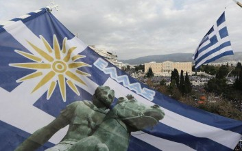 Απειλές κατά της ζωής του δέχτηκε διοργανωτής των συλλαλητηρίων για τη Μακεδονία