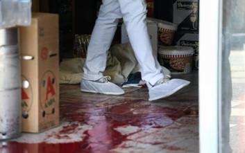 Βίντεο ντοκουμέντο από την αιματηρή επίθεση σε κάβα στο Παλαιό Φάληρο
