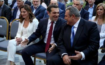 Το Σκοπιανό ανακατεύει την «τράπουλα» στο πολιτικό σκηνικό