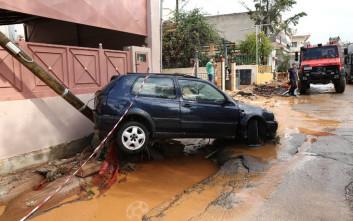 Στα 7 εκατ. ευρώ οι ζημιές από φυσικές καταστροφές