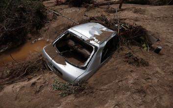 Ένας νεκρός και 4 αγνοούμενοι στις πλημμύρες που σαρώνουν την Ισπανία