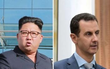 Ο Άσαντ θα πάει στη Β. Κορέα για να συναντήσει τον Κιμ Γιονγκ Ουν