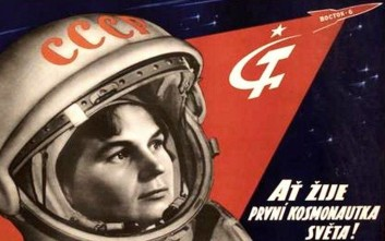 Η πρώτη κοσμοναύτης Βαλεντίνα Τερεσκόβα ονειρεύεται μια νέα διαστημική αποστολή